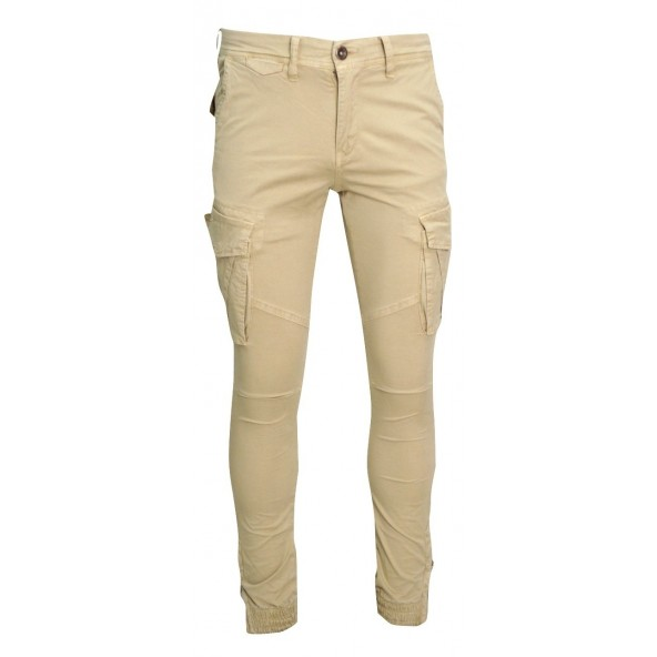 Royal punk 11219017 cargo camel pants
