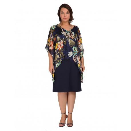 2103f566dde6 Dina 19-12-9477 Blue Φόρεμα