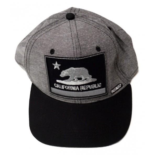Paco 85930 grey καπέλο