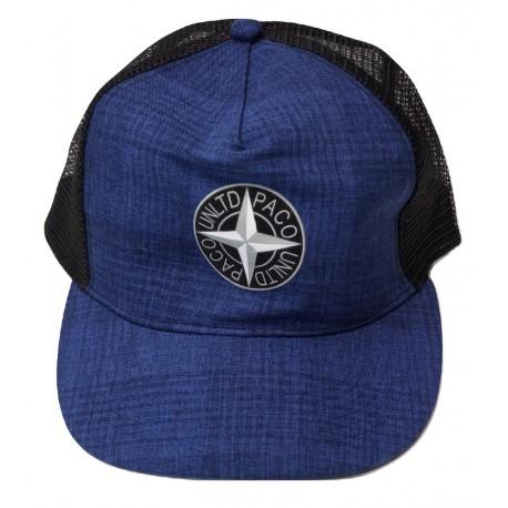 Paco 85930 blue καπέλο