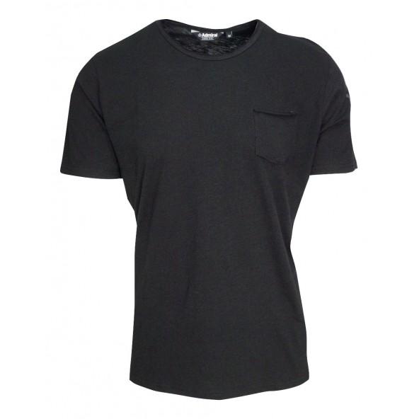 Admiral 1121420214 dantes t-shirt black