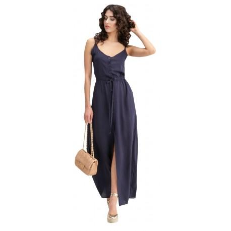 9518b6f689b Anel 56533 Μπλέ φόρεμα - MDSfashion