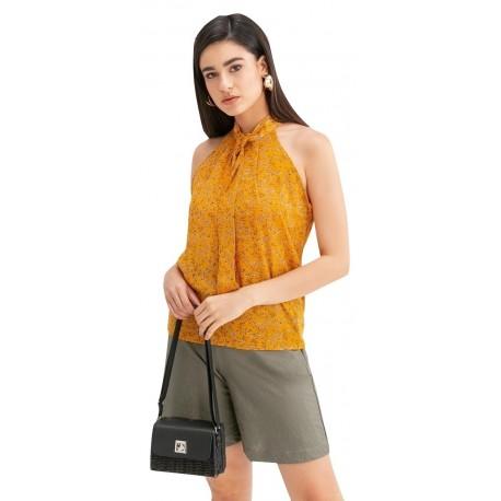 Anel 46707 yellow Μπλούζα