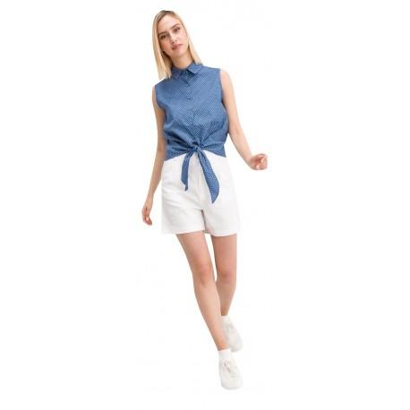 Anel 31278 Μπλέ πουκάμισο