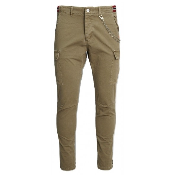 Royal punk 11219036 cargo camel pants