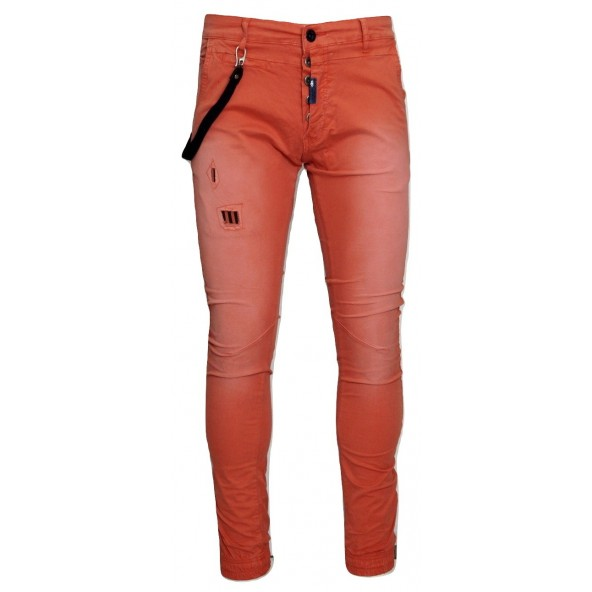 Royal punk 11219016 orange pants