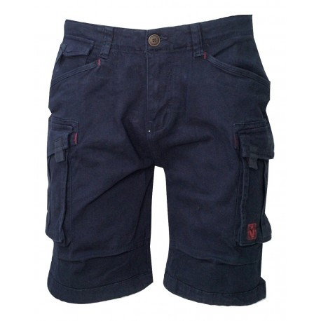 Victory texus cargo shorts navy