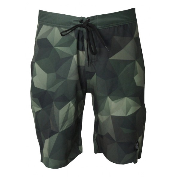 Ice tech 4way stretch - CAMO SHORTS