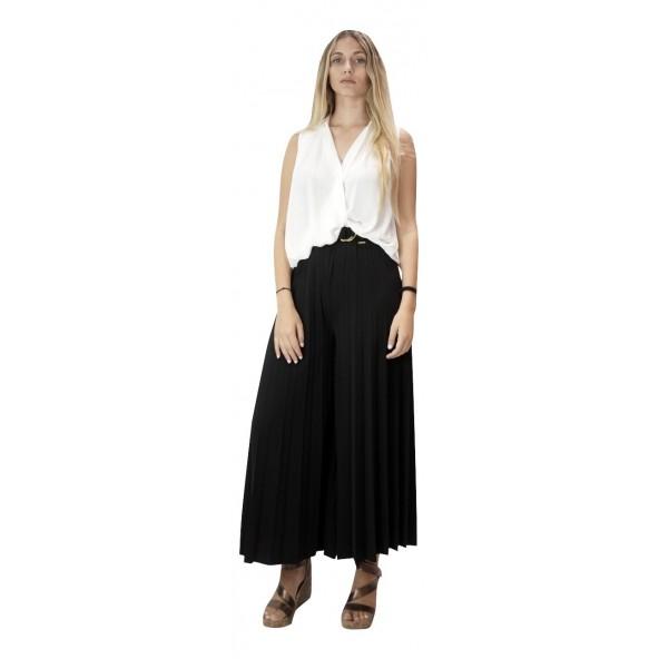 Luielei 119520 παντελόνα μαύρη