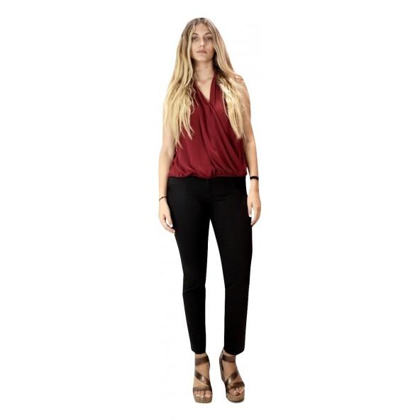 Lynne 142-510011 Μπλούζα μούρο