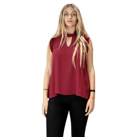Lynne 142-510003 Μπλούζα μούρο