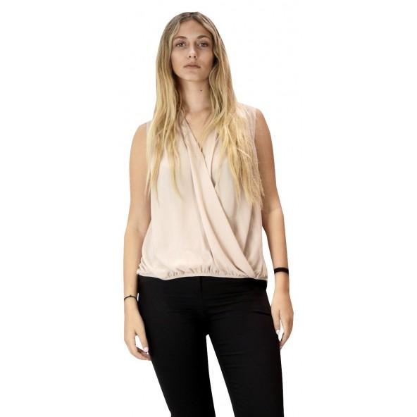 Lynne 142-510011 Μπλούζα nude