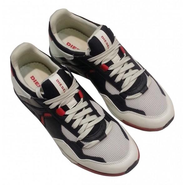 Sneakers Diesel S-FURYY Y01462-P1194-H6155 ice/black