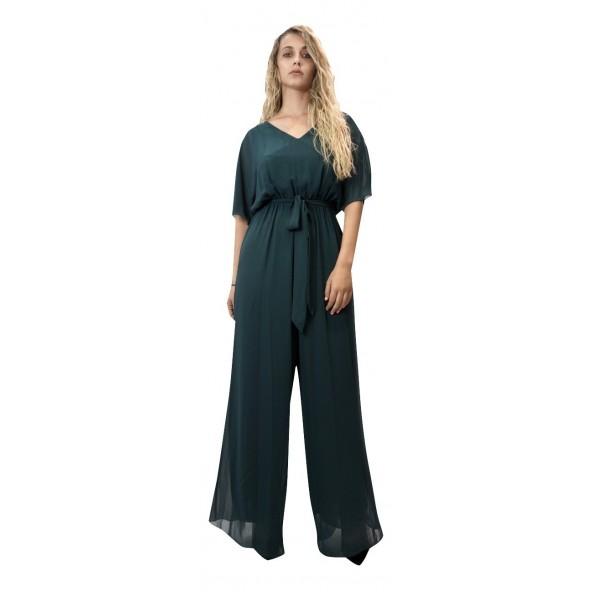 Luielei 120129 ολόσωμη φόρμα πράσινη
