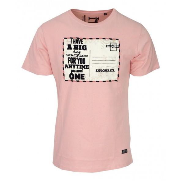 Explorer 1921102089 t-shirt peach