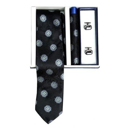 Me and my 020-19/08 γραβάτα-μαντήλι-μανικετόκουμπα