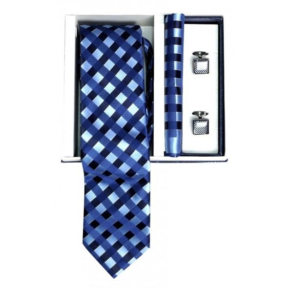 Me and my 020-19/04 γραβάτα-μαντήλι-μανικετόκουμπα