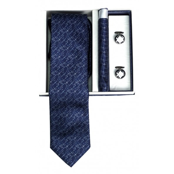 Me and my 020-19/07 γραβάτα-μαντήλι-μανικετόκουμπα