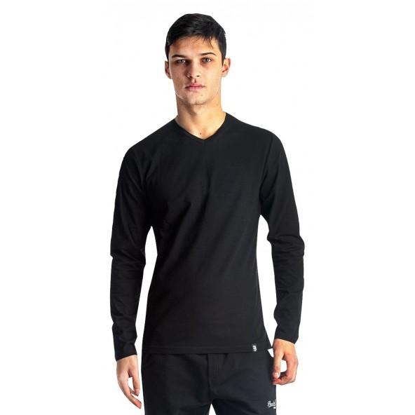 Paco 9097 μπλούζα μαύρη