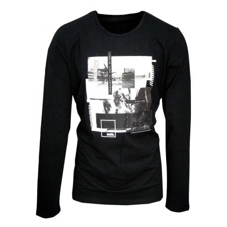 Bodytalk 1192-958126 μπλούζα μαύρο