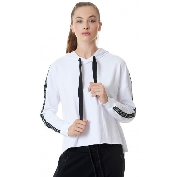 Bodytalk 1192-902625 μπλούζα λευκό
