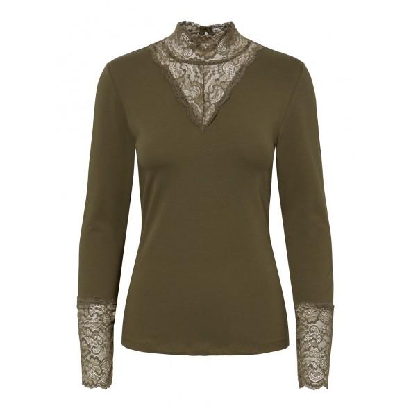 Vero moda 10218908 Ivy Green Μπλούζα