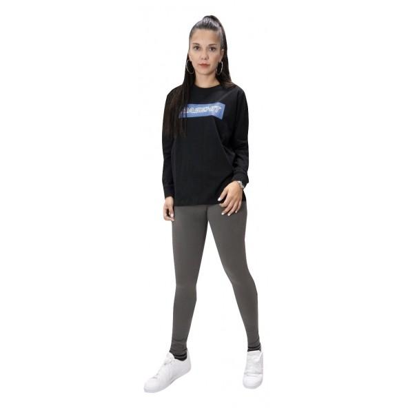 Basehit 192.ΒW31.37 μπλούζα μαύρη