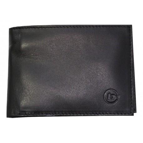 Basehit 999.BU02.08 πορτοφόλι μαύρο