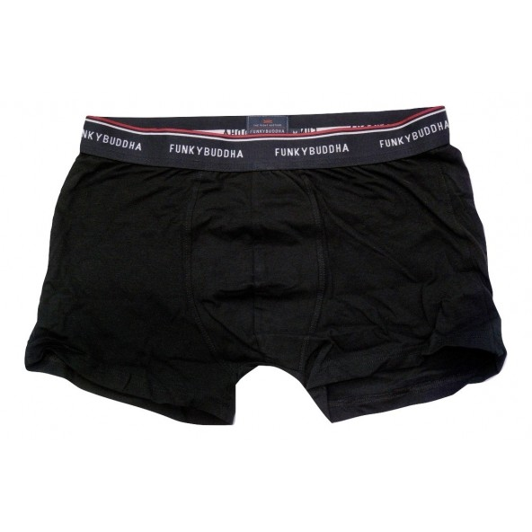 Funky buddha 001.007363 3pack boxer black