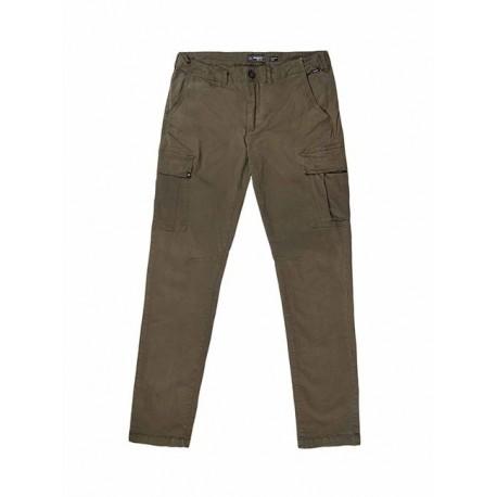 Basehit 192.BM42.94 παντελόνι χακί