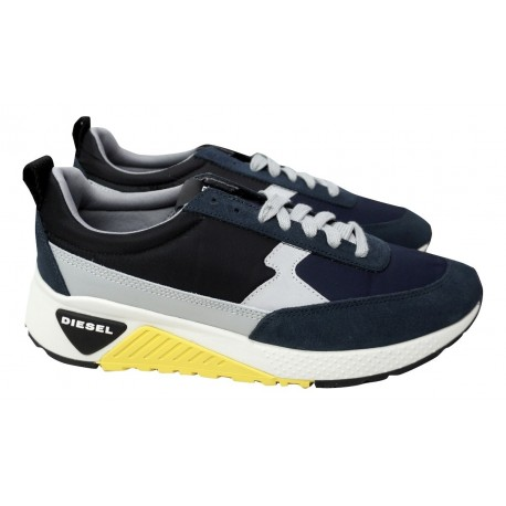 Diesel S-KB LOW LACE II MIDNIGHT NAVY/BLACK