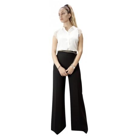 Toi-moi 20-3162-29 black Παντελόνι