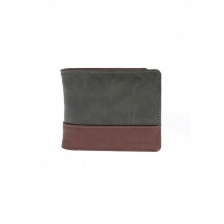 Funky buddha FBM002-10219 wallet dark green