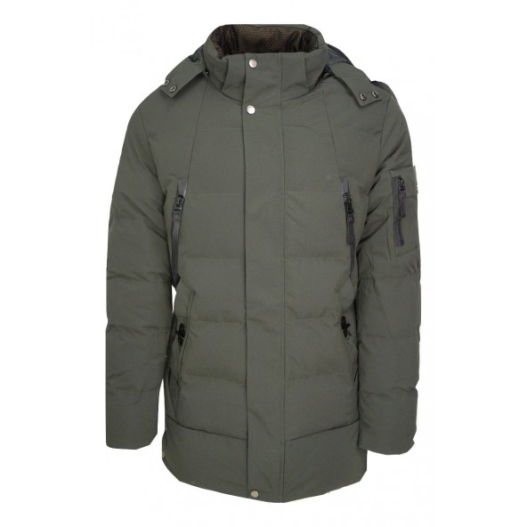 PACO AND CO 90009 JACKET ΧΑΚΙ