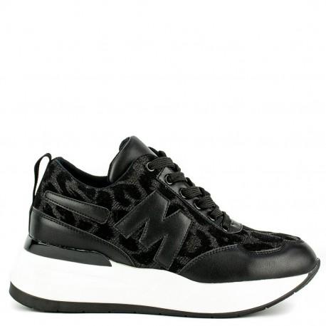 MIGATO XN2981-L14 Μαύρο αθλητικό παπούτσι