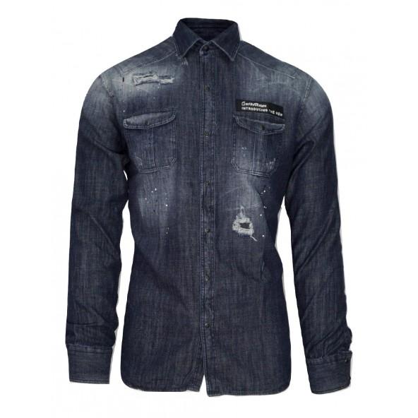 Cover Morato RT342 πουκάμισο τζίν