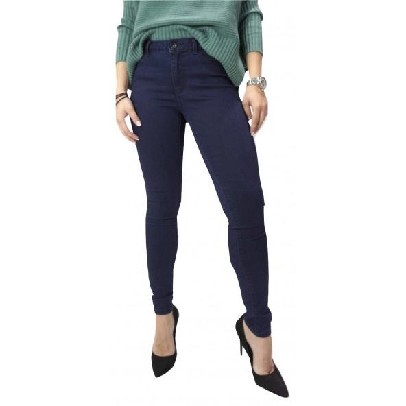 Vero moda 10203144 dark blue denim jean