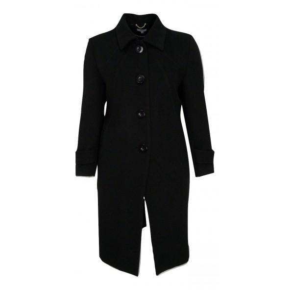 8965-50 Παλτό μαύρο