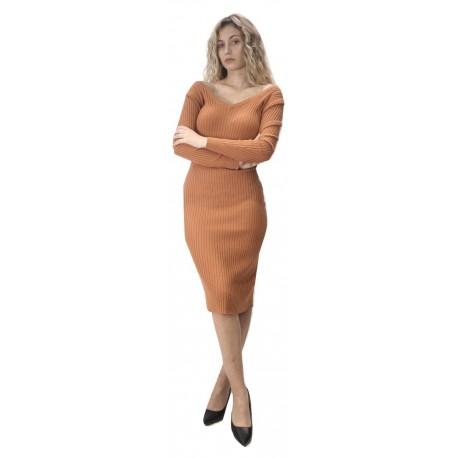 Toi & Moi 50-3932-29 Πλεκτό Φόρεμα