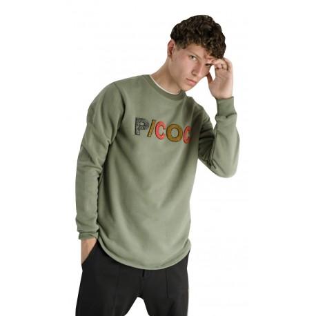 P/COC R091702104 μπλούζα λαδί