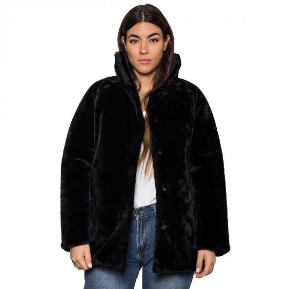 Biston 42-101-036 γούνα μαύρη