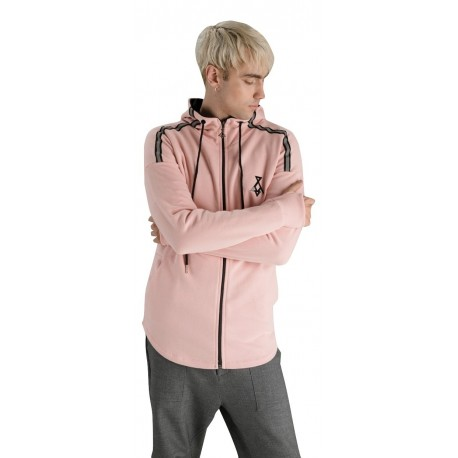 P/COC R093603203 Ροζ ζακέτα