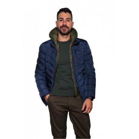 Splendid 42-201-008 jacket blue navy
