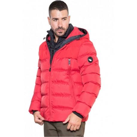 Splendid 42-201-032 jacket red
