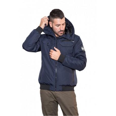 Splendid 42-201-036 jacket blue navy
