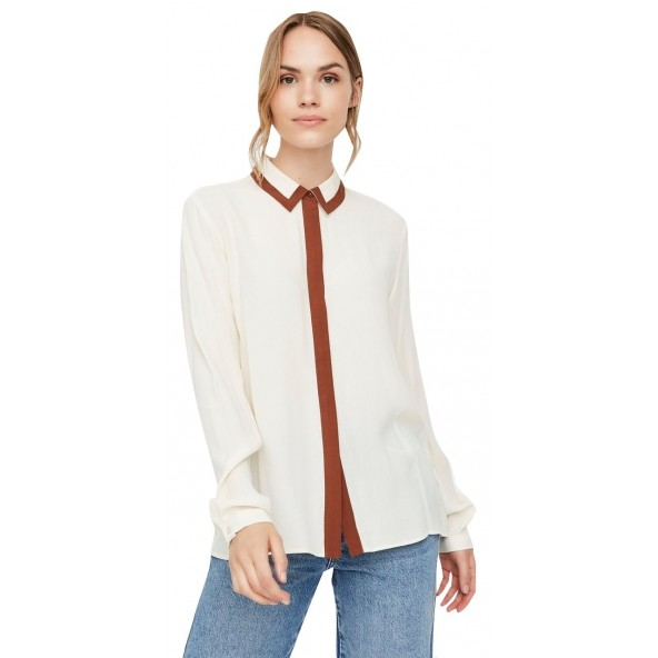 Vero moda 10222863 πουκάμισο