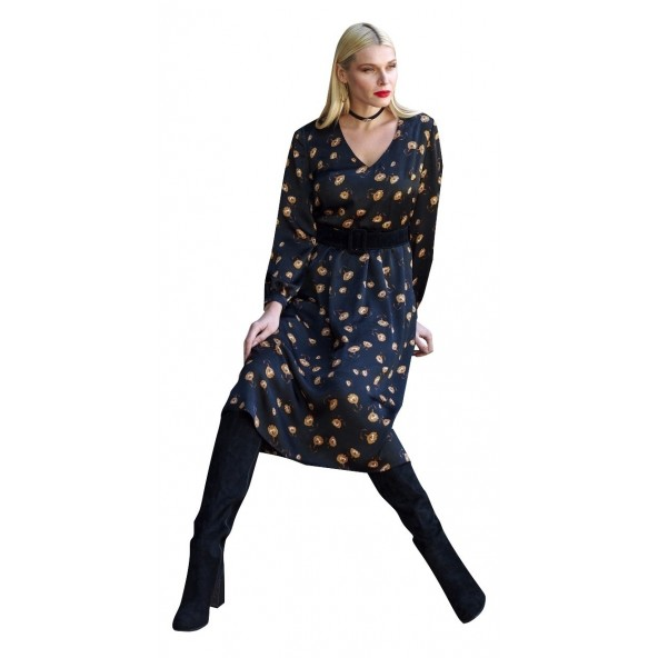 Derpouli  1.20.85613 Φορεμα Μαυρο