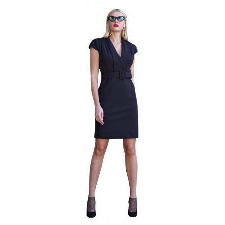 Derpouli 1.20.37-49105 Φορεμα Μαυρο