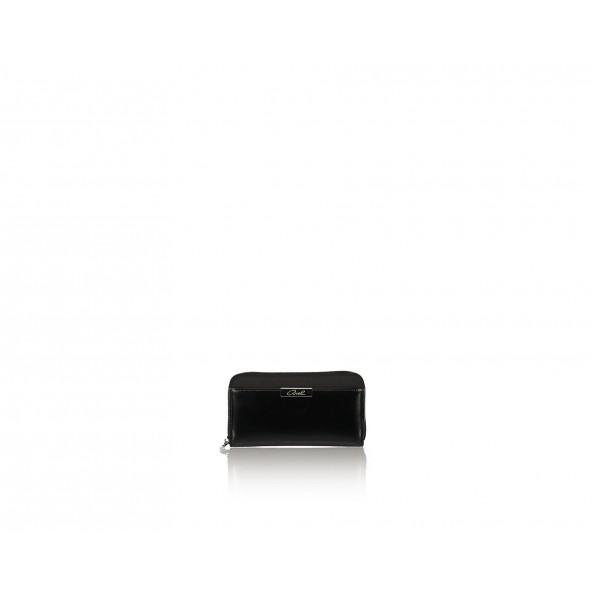 Αxel 1101-1140 πορτοφόλι μαύρο