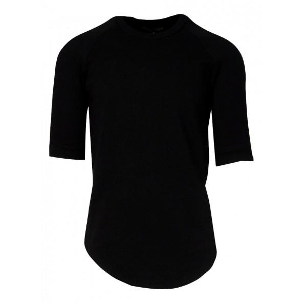 Royal punk 21020029 Μπλούζα μαύρη